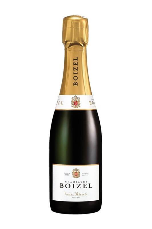 Champagne Tendre réserve Demi-bouteille