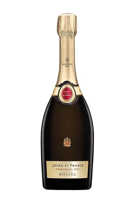 Champagne Joyau de Chardonnay 2007, sous étui
