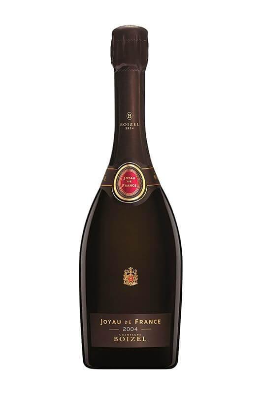 Champagne Joyau de France 2004