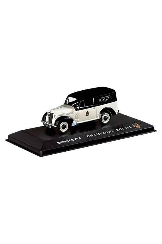 Renault Juva 4 Boizel Miniature 1/43