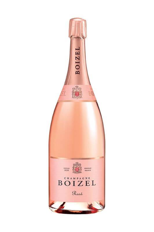 Champagne Rosé Magnum