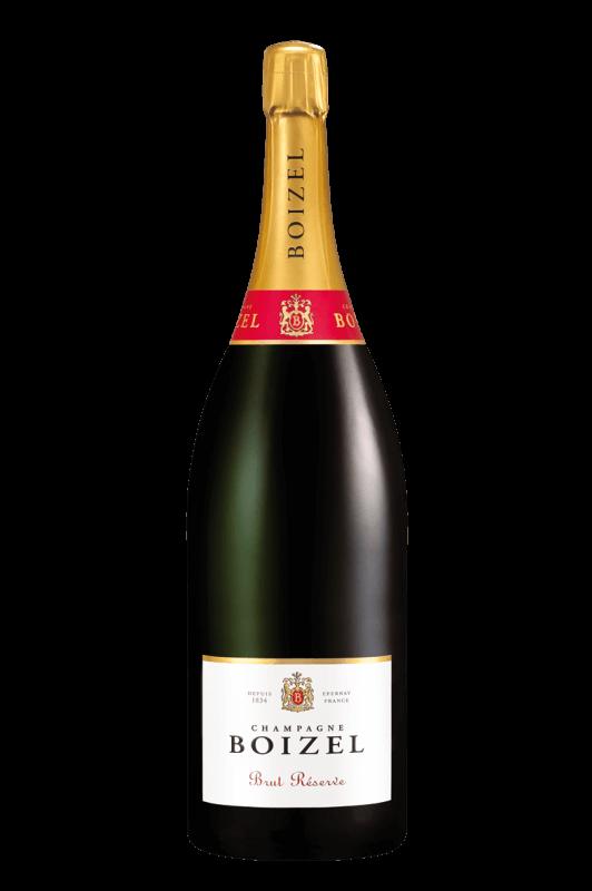 Champagne Brut Réserve Salmanazar