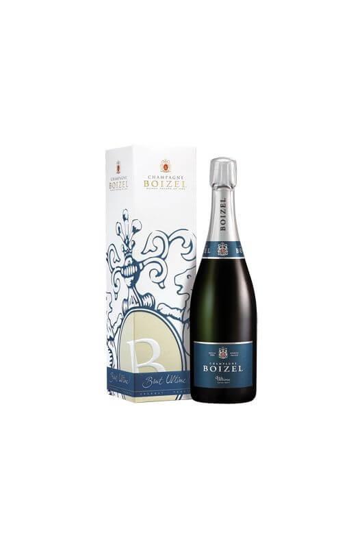 Champagne Ultime, sous étui