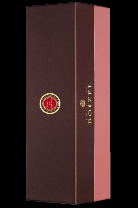 Champagne Joyau de France Rosé 2007