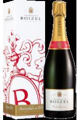 Champagne Brut Réserve, sous étui